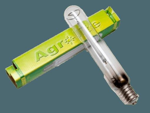 Bombilla Sodio Agrolite 600W Gro&Flo SHP – Iluminación