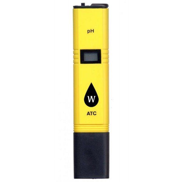 Medidor digital de pH Wassertech