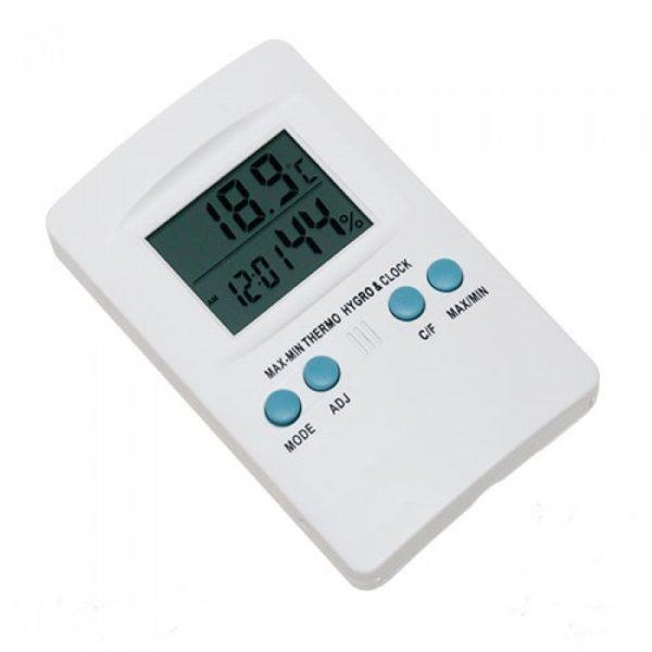 Termo-Higrómetro Max-Min Digital - Cornwall Electronics